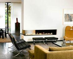 Moderner Kamin Für Das Wohnzimmer   Beeindruckende Und Gemütliche Ideen