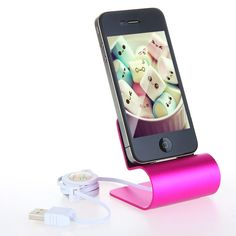 How convenient this #Stationstand charger! It is full of artistic and good quality. Change  your life from now. http://www.tomtop.cc/322ima