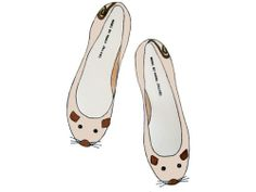 Marc by Marc Mouse Flats