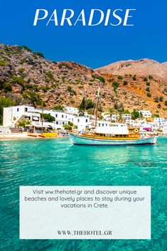 Holiday villa rentals in Crete, Handpicked villas and hotels in Crete Next Holiday, Family Holiday, Rent Apartment, Crete Holiday, Greek Island Hopping, Relax, Seaside Village, Summer Vacations, Nature View