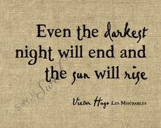 ~Les Miserables ~ Victor Hugo ~*