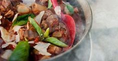 Lamb curry filling Recipe for Bunny Chow