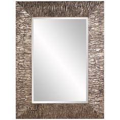 Howard Elliott Linden Rectangle Mirror