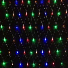 Guirlande lumineuse Bougie 6 m Blanc chaud 15 LED
