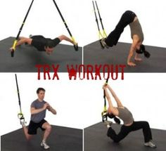 A TRX workout to try!