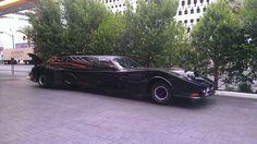 Wow, Batman has a limo?  Ha, ha!  Volo Auto Museum, Volo, IL.   www.volocars.com