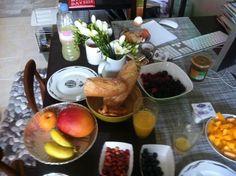 Amalia's breakfast