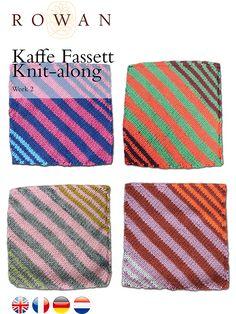 Kaffe Knit-a-long Week 2
