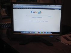 """Acer Monitor 19"""" LCD Flat Screen. Very good condition. for sale"""