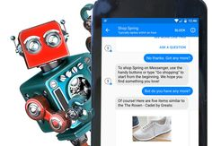 Chatbots: the shaky, first steps of a revolution in our relationship with organizations and their products and services.