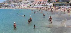 Las mejores playas de Tenerife para ir con niños: Los Cristianos
