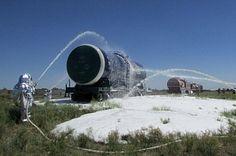 В Жамбылской области могут взорваться 250 цистерн с топливом (фото)