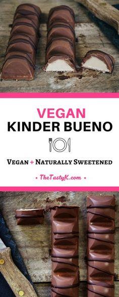 #vegankinderbueno #veganchocolate #vegankinder