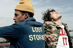 Pull & Bear Good View Autumn/Winter Advertising Campaign