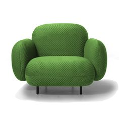 """Designer Iskos-Berlin """"Our goal was to create an enticing """"edible"""" sofa…"""" Macaroon is a warm and inviting"""