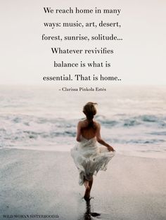 Once you are home your authentic voice rings true  #wildwoman