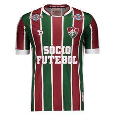 Camisa Dryworld Fluminense I 2016 Sul-Americana Somente na FutFanatics você  compra agora Camisa Dryworld 6516c4af962b1