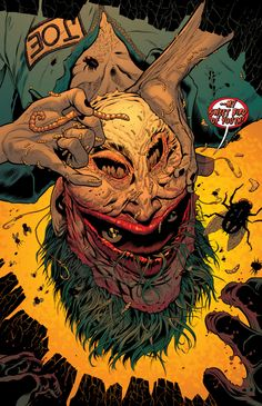 new 52 joker - Google Search
