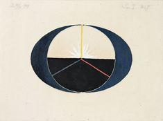 Nu visar vi verk av Hilma af Klint | Moderna Museet i Stockholm