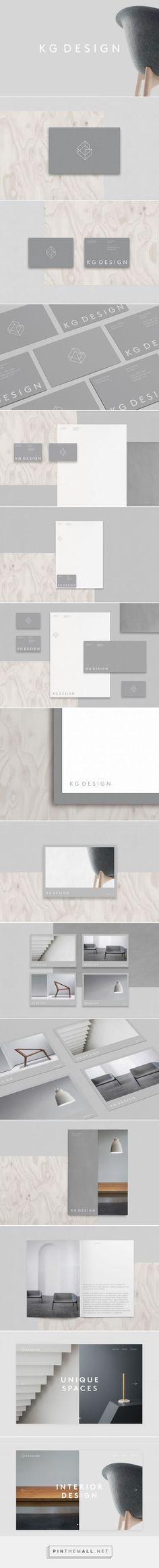 KG Design Interior Design and Arquitecture Firm Branding by Sonia Castillo | Fivestar Branding Agency – Design and Branding Agency & Curated Inspiration Gallery