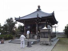 【四国八十八か所】第五十六番:泰山寺