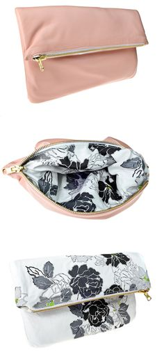 @Care Lewis how hard is the zipper going to be for me?? Flor reversible clutch