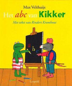 Het abc van Kikker - Rindert Kromhout