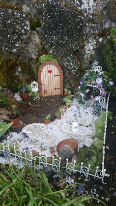 The fare garden