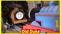 Thomas and Friends Accidents Will Happen Toy Train Thomas the Tank Engine Full Episodes Duke Thomas Toys, Thomas The Tank, Thomas And Friends, Full Episodes, Duke, Engine, Train, Shit Happens, Motor Engine