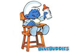 I Love Baby Smurf
