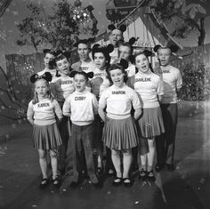 Created by Hal Adelquist, Walt Disney. With Jimmie Dodd, Tommy Cole, Eileen Diamond, Annette Funicello. Mickey Mouse hosts a youth-oriented variety show. Vintage Tv, Vintage Disney, Vintage Candy, Illuminati, Original Mickey Mouse Club, Annette Funicello, This Is Your Life, Old Shows, Vintage Television