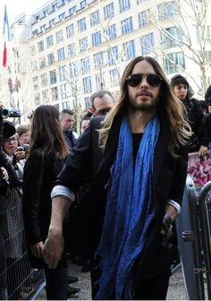Jared Leto in Paris (05.03.2014).
