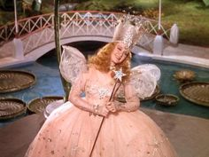 From the Wizard of Oz . Glenda, the Good witch! What a hag! Wizard Of Oz Characters, Wizard Of Oz Movie, Wizard Of Oz 1939, Margaret Hamilton, Slender Man, Judy Garland, Freddy Krueger, Wizard Of Oz Pictures, Glenda The Good Witch