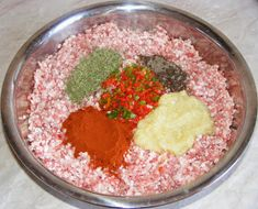 Carnati de casa preparare Yummy Food, Tasty, Hamburger, Recipes, Delicious Food, Hamburgers, Rezepte, Food Recipes, Burgers