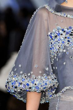 Chanel Spring 2012 - Details| Keep the Glamour | BeStayBeautiful