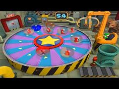 ABM: Mario Party 7 Neon Heights Gameplay HD - YouTube