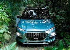 Automatic braking system will be serial in 2018 Hyundai Kona.