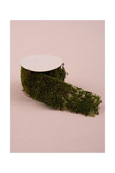Faux Moss Ribbon 9855