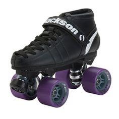 Jackson Vantage Rock Clawz Indoor Speed Skates