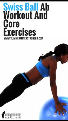Try these swiss ball ab workout and core exercises. Best swiss ball ab exercises for your ab workout. This infographic contains 28 ab exercises that can be used in your swiss ball workout. Swiss ball exercises are great for training the core. Swiss Ball Exercises, Stability Ball Exercises, Ab Exercises, Core Stability, Cross Training For Runners, Strength Training For Runners, Strength Training Workouts, Runners Core Workout, Best Weight Loss Exercises