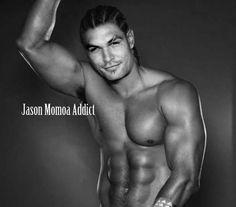 Jason Momoa - by far my FAVORITE!