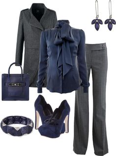 """Office Wear"" by ladytee38 ❤ liked on Polyvore"