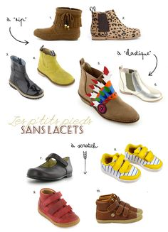 Our Mini Rodini Sneakers at DES P'TITS PIEDS SANS LACETS post, by MiniReyve blog !