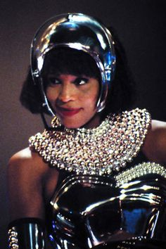 """Whitney Houston """"Queen of The Night""""!"""