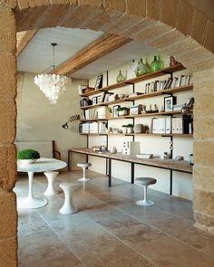 Antiguo molino convertido en casa de campo – Visioninteriorista