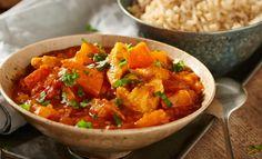 Curry mit Hähnchen und Kürbis   Knorr