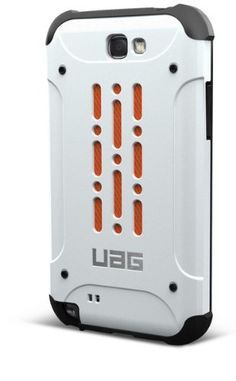 Urban Armor Gear - Carcasa rígida con protector de pantalla y soporte para Samsung Galaxy Note 2, color blanco y negro B00B46XS8U - http://www.comprartabletas.es/urban-armor-gear-carcasa-rigida-con-protector-de-pantalla-y-soporte-para-samsung-galaxy-note-2-color-blanco-y-negro-b00b46xs8u.html