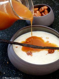 Riz au lait classique et astuces pour le réussir Easy Desserts, Dessert Recipes, Sweet Recipes, Healthy Recipes, Deserts, Brunch, Food And Drink, Tasty, Snacks