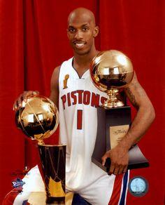 Chauncey Billups Pistons | Chauncey Billups, 2004 Detroit Pistons
