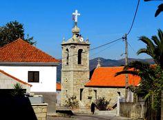 Melgaço do passado e do presente:  S. Paio - Igreja paroquial